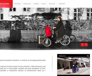 NIHOLA rowery trójkołowe