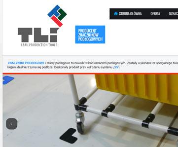 TLI – znaczniki podłogowe